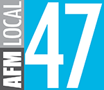 AFM Local 47 logo